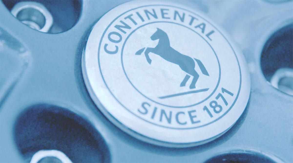 Continental vinterdekk