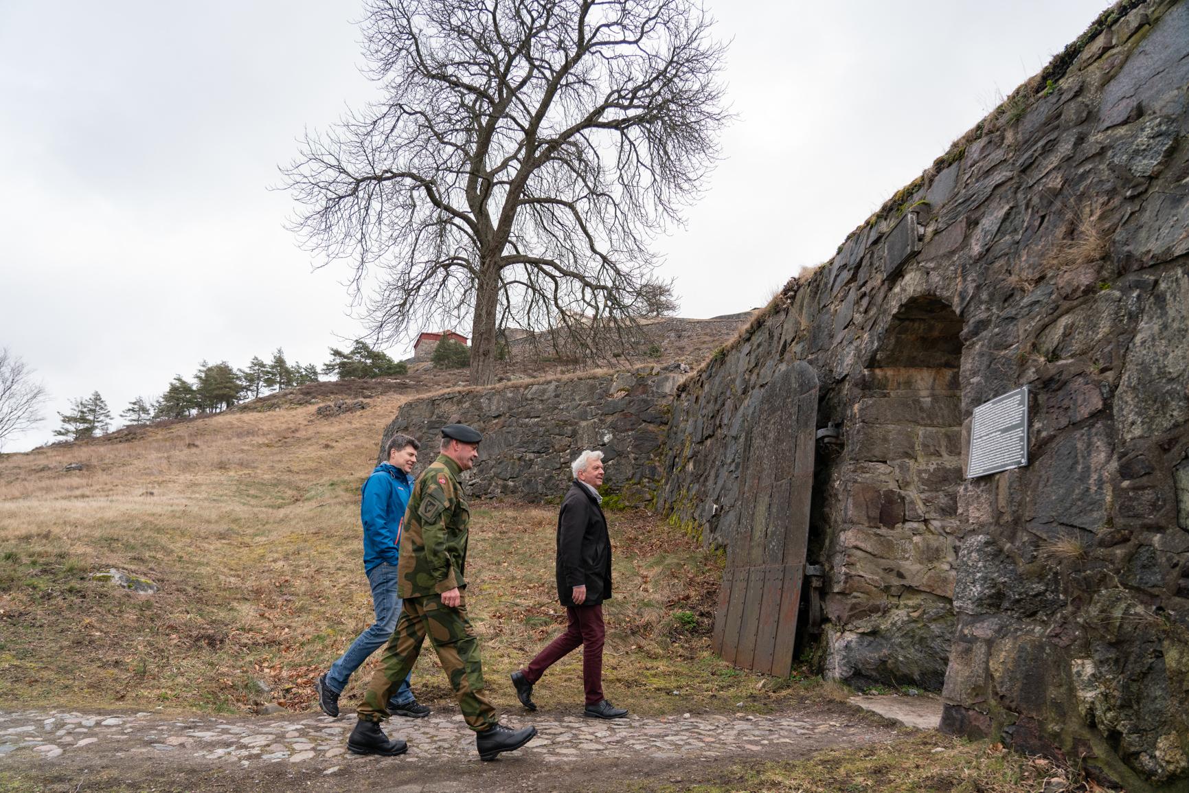 Fredriksten Festning som internasjonal kulturarena