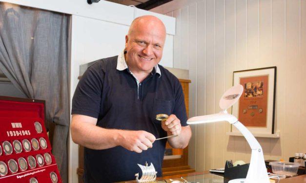 Folk i Asker, Bærum og Vestfold reiser til Drammen for å tjene penger på gammelt «skrot»
