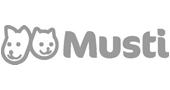Musti, logo